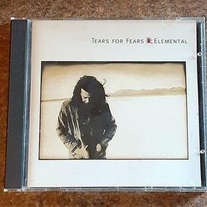 """Tears For Fears """"Elemental"""" Compact Disc Music CD"""